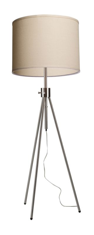 Artcraft Lighting SC589 Mercer Street 4 Light Floor Lamp from the