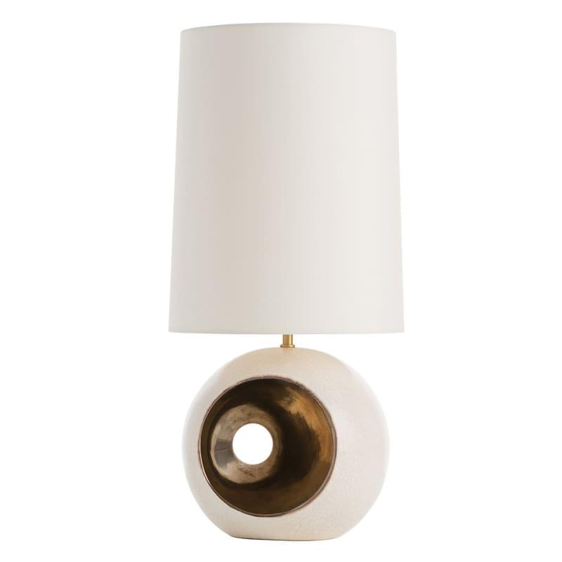 "Arteriors 11157-207 Emmaline 1 Light 24.5"" Tall Table Lamp with Socket Sale $384.00 ITEM: bci2989886 ID#:11157-207 UPC: 796505293855 :"