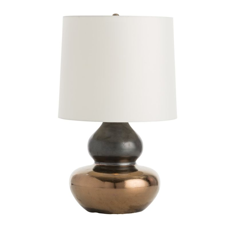 "Arteriors 15424-351 Frey 1 Light 24"" Tall Table Lamp with Socket"