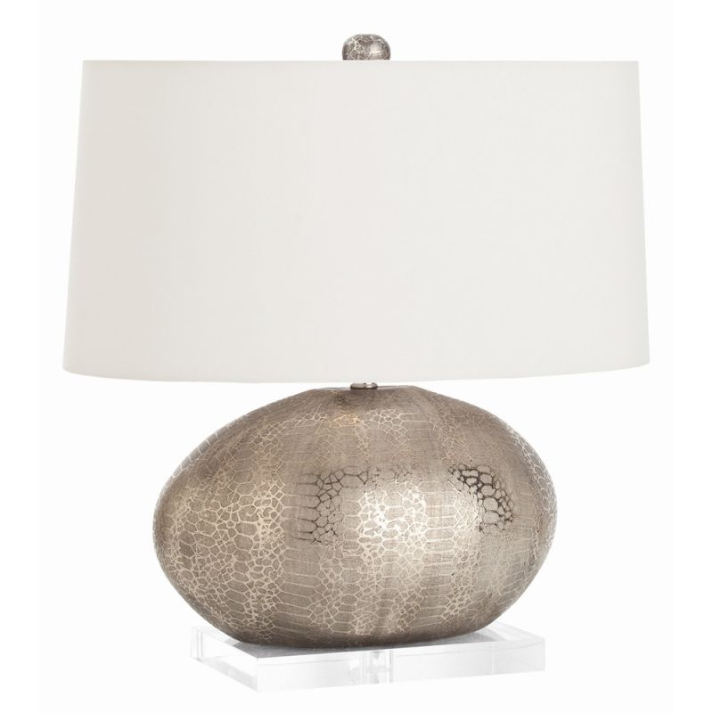 """Arteriors 17530-738 Winslow 1 Light 19"""" Tall Table Lamp with Socket"""