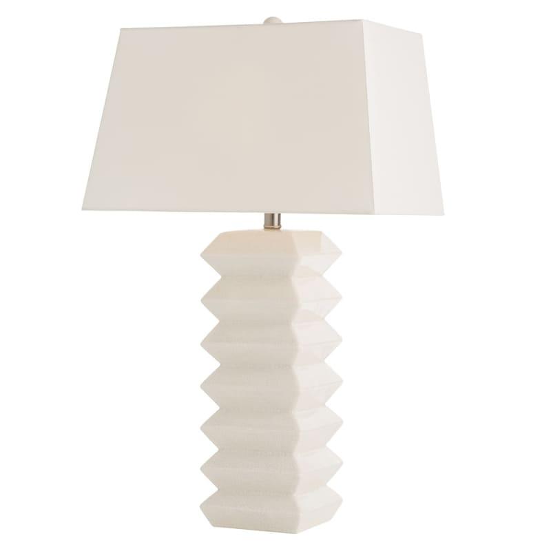 "Arteriors 17547-251 Elburn 1 Light 28.5"" Tall Table Lamp with Socket"