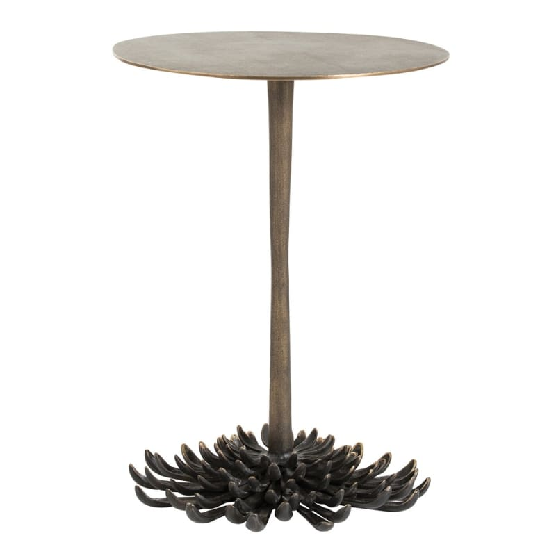 Arteriors 2026 Ronan 16 Inch Diameter Metal Top End Table Vintage Sale $1920.00 ITEM: bci2989988 ID#:2026 UPC: 796505244338 :