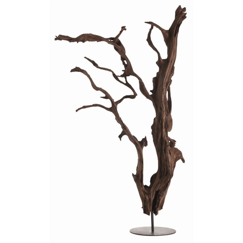 Arteriors 2422 Kazu 76 Inch Tall Floor Sculpture Driftwood Home Decor
