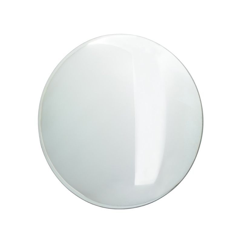 "Arteriors 2556 Sherman 38"" Diameter Circular Glass Frameless Wall"