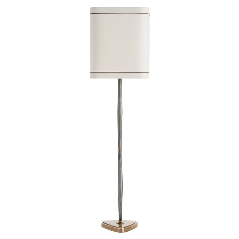 """Arteriors 42085-481 Dodger 1 Light 38"""" Tall Table Lamp with Socket"""