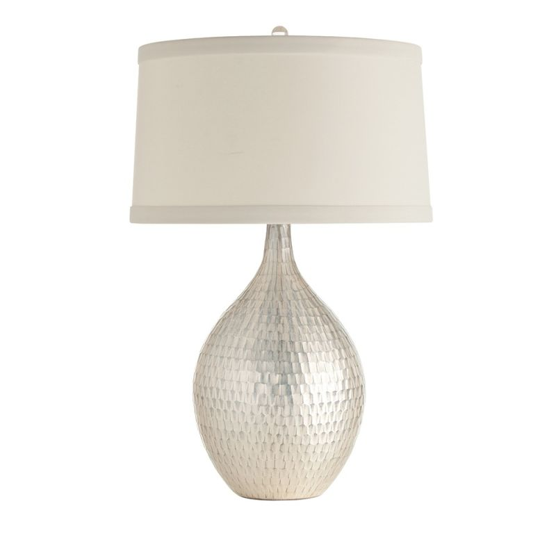"Arteriors 46727-780 Walter 1 Light 27"" Tall Table Lamp with Socket"