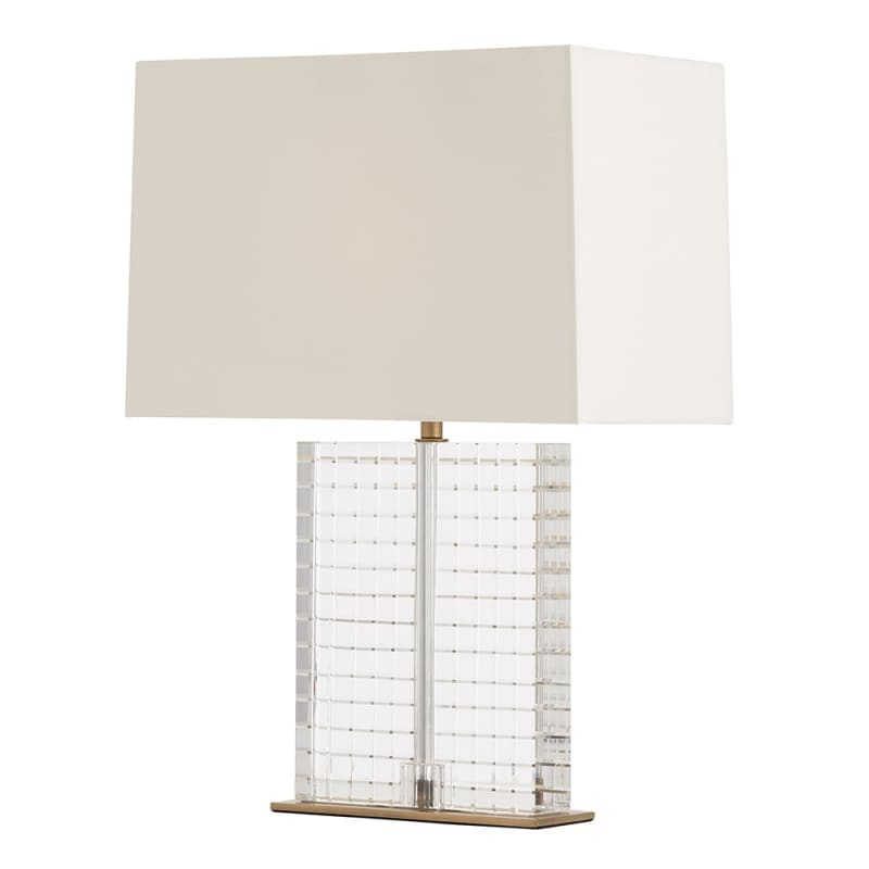 "Arteriors 49937-400 Eliza 1 Light 20.5"" Tall Table Lamp with Socket"
