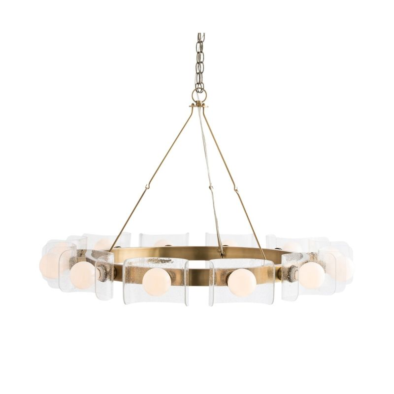 "Arteriors 89024 Valerie 12 Light Single Tier 38"" Wide Chandelier Sale $2400.00 ITEM: bci2962087 ID#:89024 UPC: 796505258991 :"