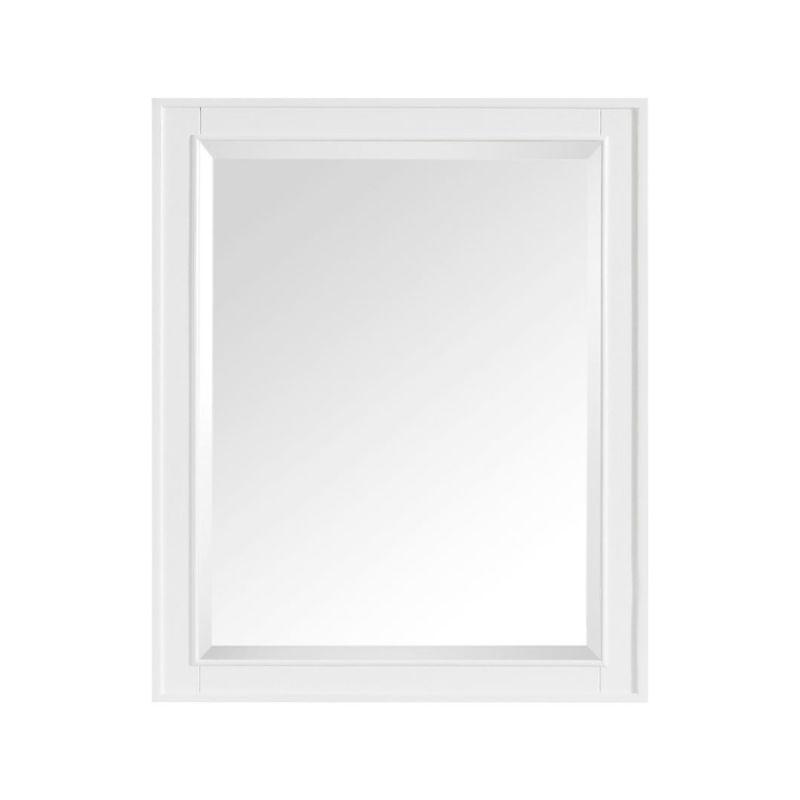 "Avanity MADISON-M28 Madison 28"" Vanity Mirror White Home Decor Wall"
