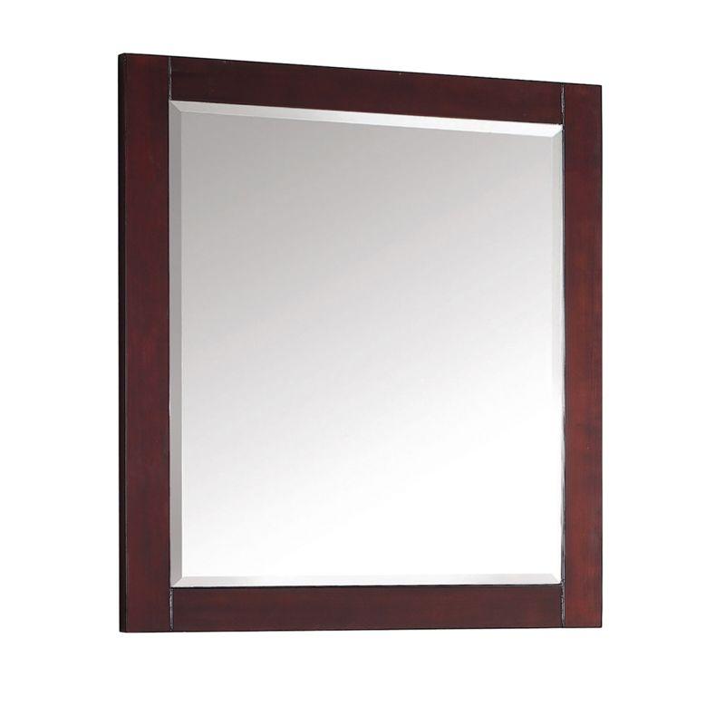 "Avanity MODERO-M28-ES Modero 28"" Vanity Mirror Espresso Home Decor"