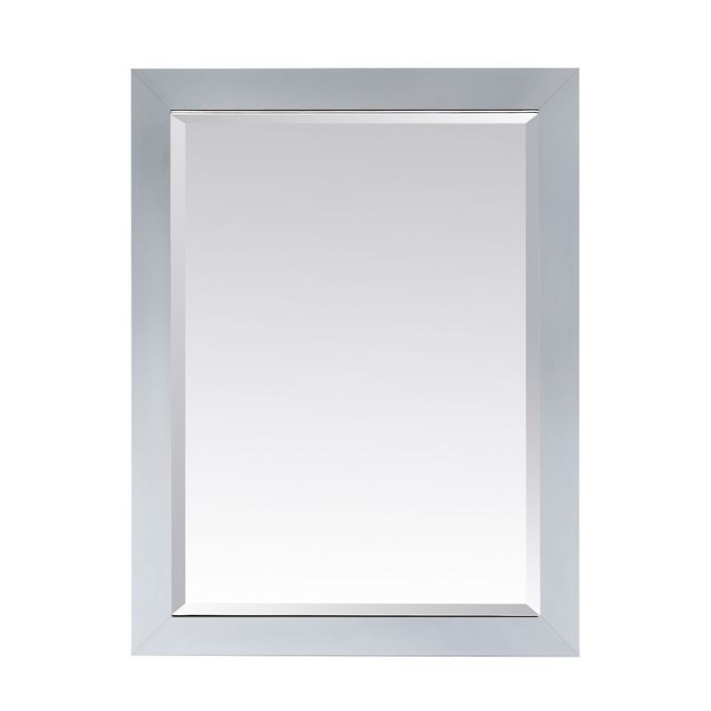 "Avanity MODERO-M28 Modero 28"" Vanity Mirror White Home Decor Plumbing"