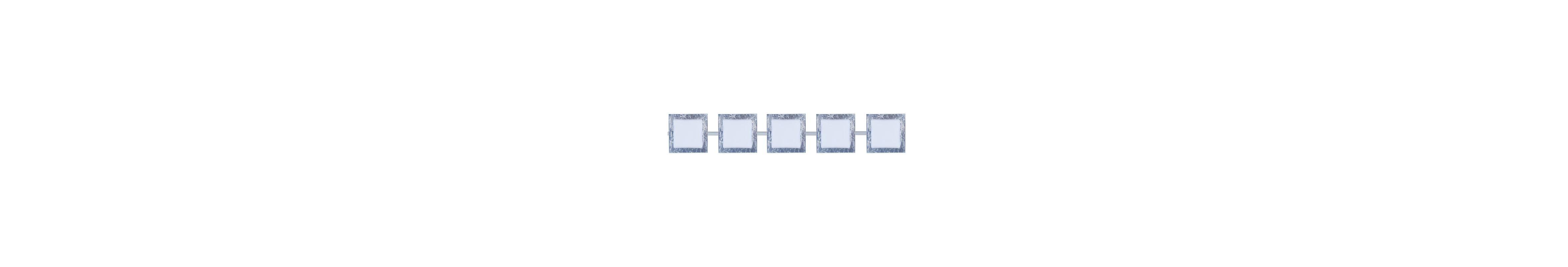 BESA Lighting 5WS-7735SF Alex 5 Light ADA Compliant Halogen Bathroom
