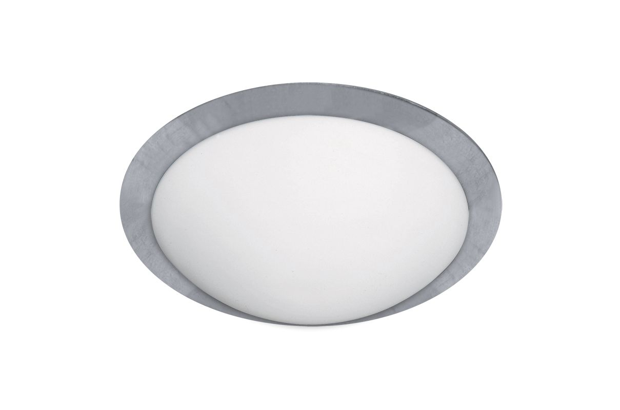 BESA Lighting 9771SFC Ring 2 Light Flush Mount Ceiling Fixture with