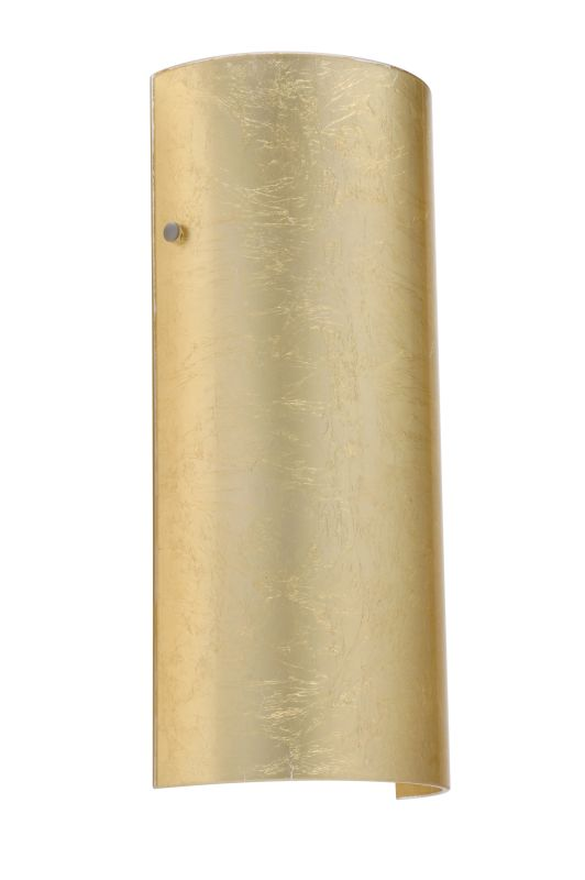 BESA Lighting 8192GF Torre 1 Light ADA Compliant Wall Sconce with Gold