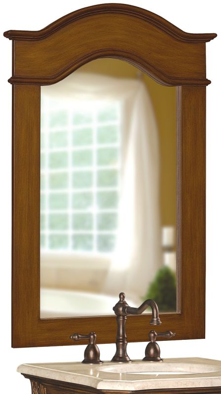 Belle Foret 80070 Traditional / Classic 36-Inch Framed Vanity Mirror