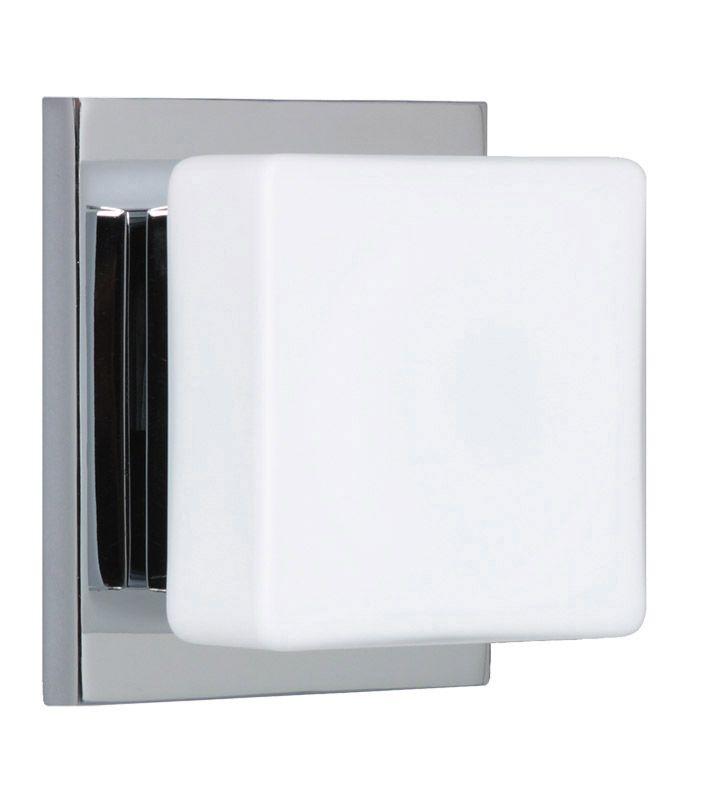 Besa Lighting 1WS-773507 Alex 1 Light ADA Compliant Halogen Bathroom