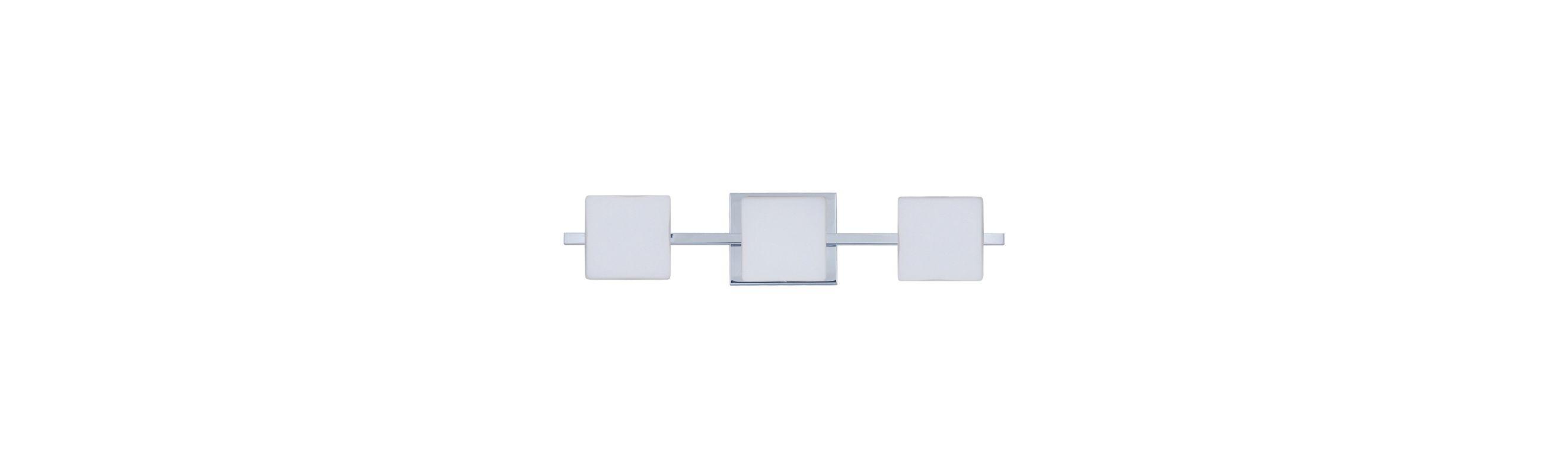 Besa Lighting 3WS-773507 Alex 3 Light ADA Compliant Halogen Bathroom
