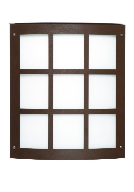Besa Lighting 106-842107 Moto 1 Light ADA Compliant Outdoor Wall Sale $369.00 ITEM: bci778488 ID#:106-842107-BR UPC: 767893363680 :