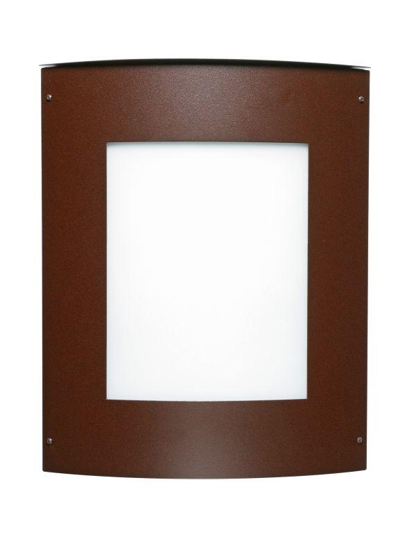 Besa Lighting 109-842207 Moto 2 Light ADA Compliant Outdoor Wall