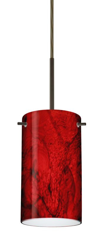 Besa Lighting 1BT-4404MA-LED Stilo 1 Light LED Cord-Hung Mini Pendant Sale $216.00 ITEM: bci2389477 ID#:1BT-4404MA-LED-BR UPC: 767893856700 :