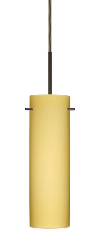 Besa Lighting 1BT-4930VM-LED Copa 1 Light LED Cord-Hung Pendant with