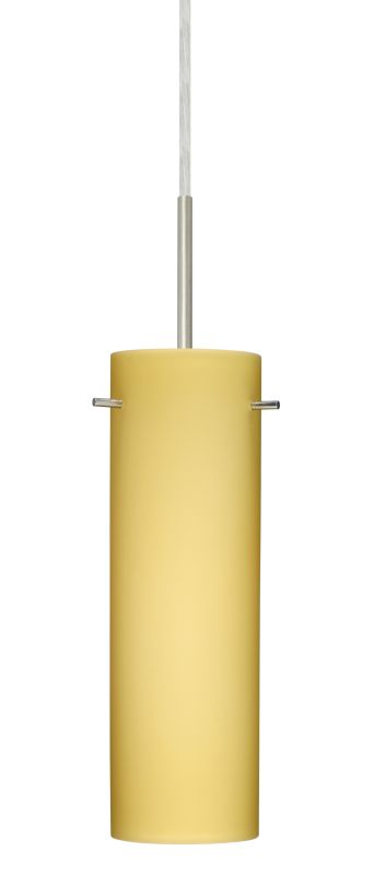 Besa Lighting 1BT-4930VM-LED Copa 1 Light LED Cord-Hung Pendant with Sale $216.00 ITEM: bci2389600 ID#:1BT-4930VM-LED-SN UPC: 767893852269 :