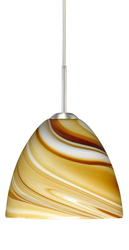 Besa Lighting 1BT-7572HN-LED Sasha II 1 Light LED Cord-Hung Mini Sale $211.50 ITEM: bci2389691 ID#:1BT-7572HN-LED-SN UPC: 767893853914 :