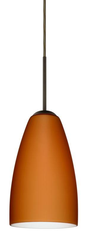 Besa Lighting 1JT-151180-LED Riva 1 Light LED Cord-Hung Mini Pendant
