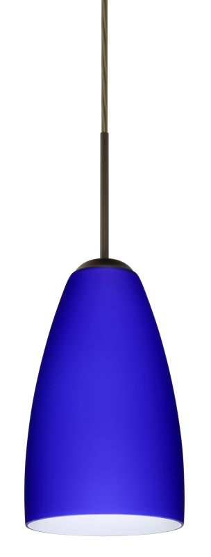 Besa Lighting 1JT-1511CM-LED Riva 1 Light LED Cord-Hung Mini Pendant Sale $270.00 ITEM: bci2390159 ID#:1JT-1511CM-LED-BR UPC: 767893862527 :