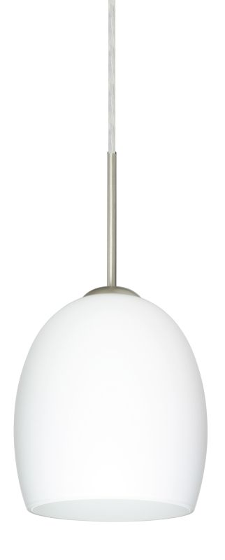 Besa Lighting 1JT-169707-LED Lucia 1 Light LED Cord-Hung Mini Pendant Sale $243.00 ITEM: bci2390242 ID#:1JT-169707-LED-SN UPC: 767893862954 :