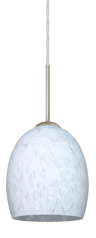 Besa Lighting 1JT-169719 Lucia 1 Light Cord-Hung Mini Pendant with Sale $189.00 ITEM: bci2390246 ID#:1JT-169719-SN UPC: 767893689193 :