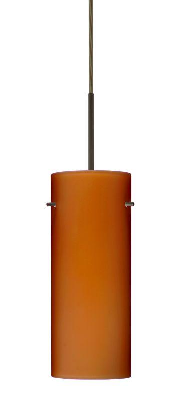 Besa Lighting 1JT-412380 Stilo 1 Light Cord-Hung Pendant with Amber Sale $189.00 ITEM: bci2390287 ID#:1JT-412380-BR UPC: 767893689414 :