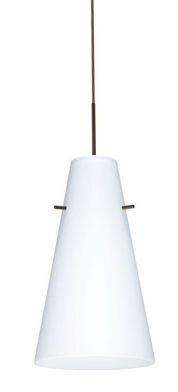 Besa Lighting 1JT-412407-LED Cierro 1 Light LED Cord-Hung Mini Pendant