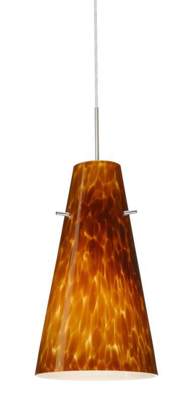 Besa Lighting 1JT-412418 Cierro 1 Light Cord-Hung Mini Pendant with Sale $189.00 ITEM: bci2390314 ID#:1JT-412418-SN UPC: 767893689612 :
