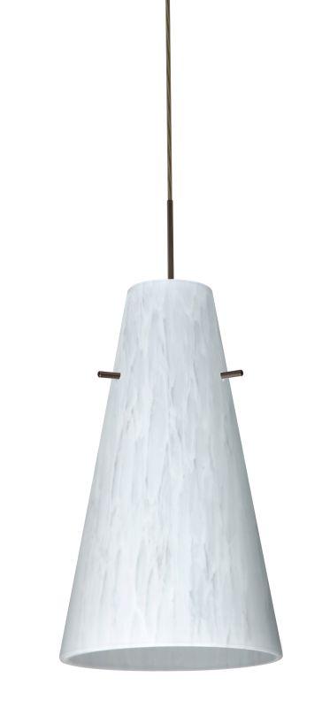 Besa Lighting 1JT-412419-LED Cierro 1 Light LED Cord-Hung Mini Pendant