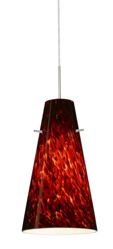 Besa Lighting 1JT-412441-LED Cierro 1 Light LED Cord-Hung Mini Pendant Sale $261.00 ITEM: bci2390324 ID#:1JT-412441-LED-SN UPC: 767893863401 :
