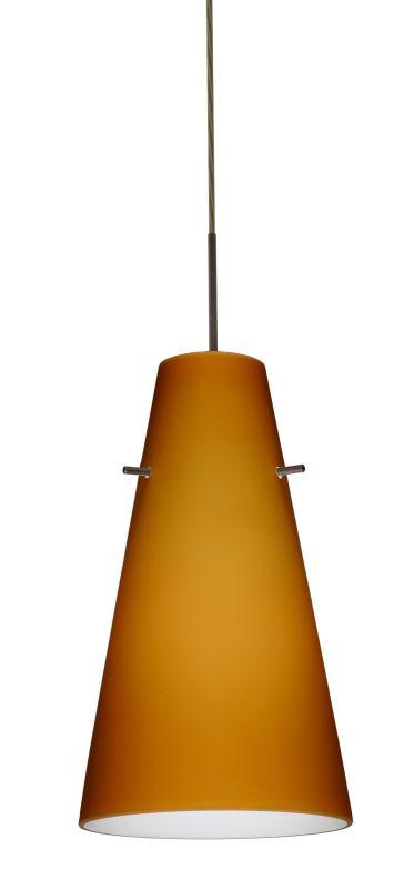 Besa Lighting 1JT-412480-LED Cierro 1 Light LED Cord-Hung Mini Pendant