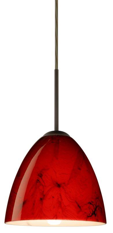 Besa Lighting 1JT-4470MA-LED Vila 1 Light LED Cord-Hung Mini Pendant