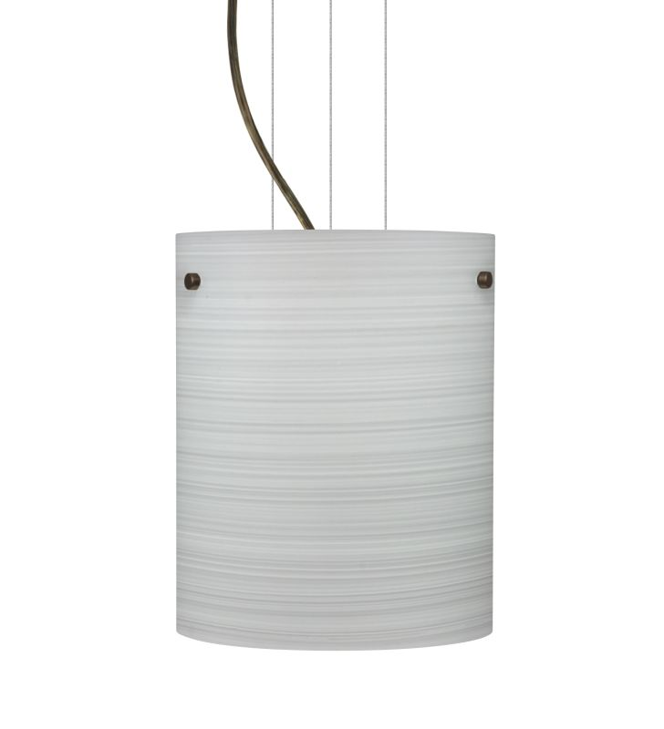 Besa Lighting 1KG-4006KR-LED Tamburo 1 Light LED Cable-Hung Pendant Sale $436.50 ITEM: bci2390609 ID#:1KG-4006KR-LED-BR UPC: 767893865276 :