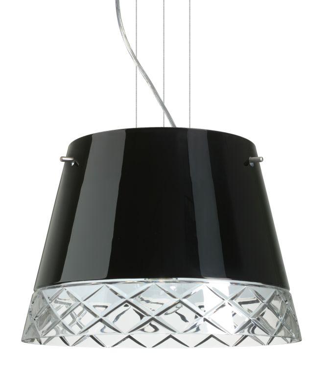 Besa Lighting 1KV-4340BC Amelia 3 Light Cable-Hung Pendant with Black Sale $913.50 ITEM: bci2391066 ID#:1KV-4340BC-SN UPC: 767893693190 :