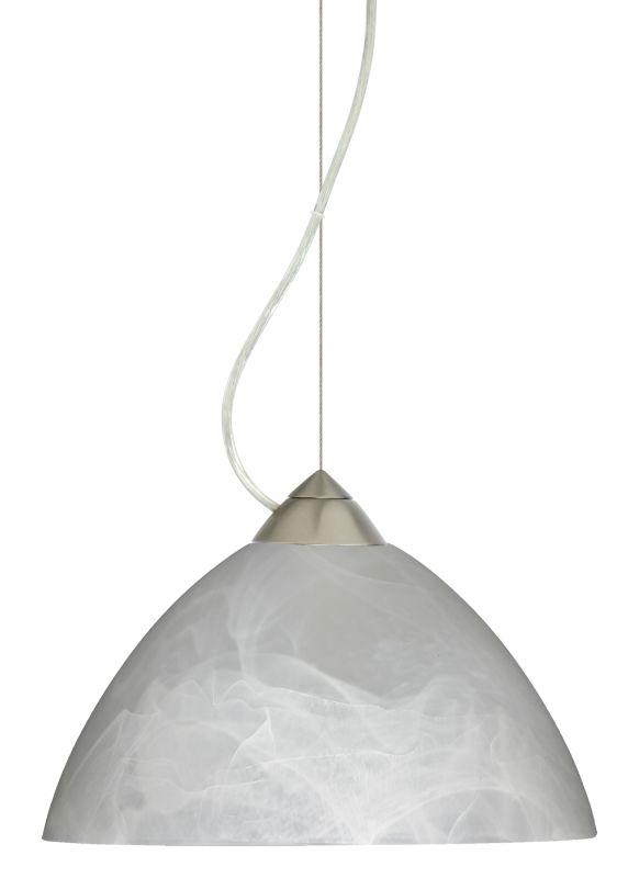 Besa Lighting 1KX-420152-LED Tessa 1 Light LED Cable-Hung Pendant with Sale $315.00 ITEM: bci2391462 ID#:1KX-420152-LED-SN UPC: 767893870508 :