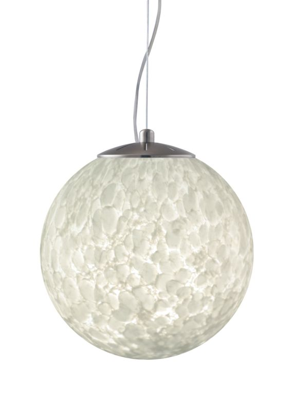 Besa Lighting 1KX-432919-LED Callisto 1 Light LED Cable-Hung Pendant Sale $414.00 ITEM: bci2391580 ID#:1KX-432919-LED-SN UPC: 767893871246 :