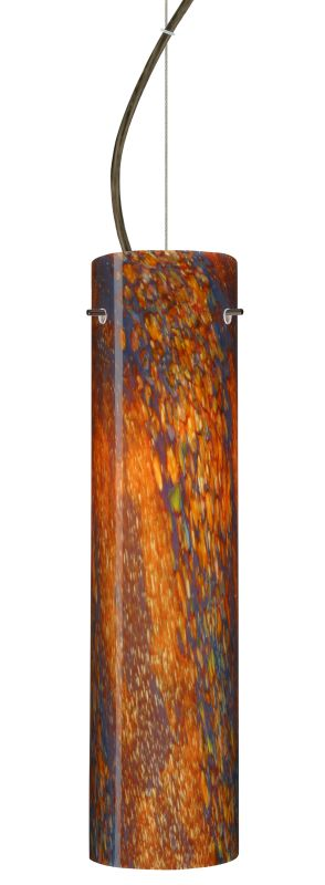 Besa Lighting 1KX-7224CE-LED Stilo 1 Light LED Cable-Hung Pendant with Sale $400.50 ITEM: bci2391697 ID#:1KX-7224CE-LED-BR UPC: 767893871895 :