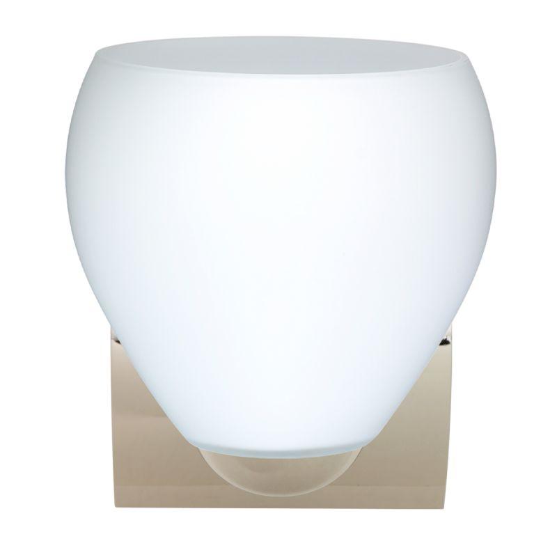 Besa Lighting 1WZ-412207-LED Bolla 1 Light LED Bathroom Sconce with