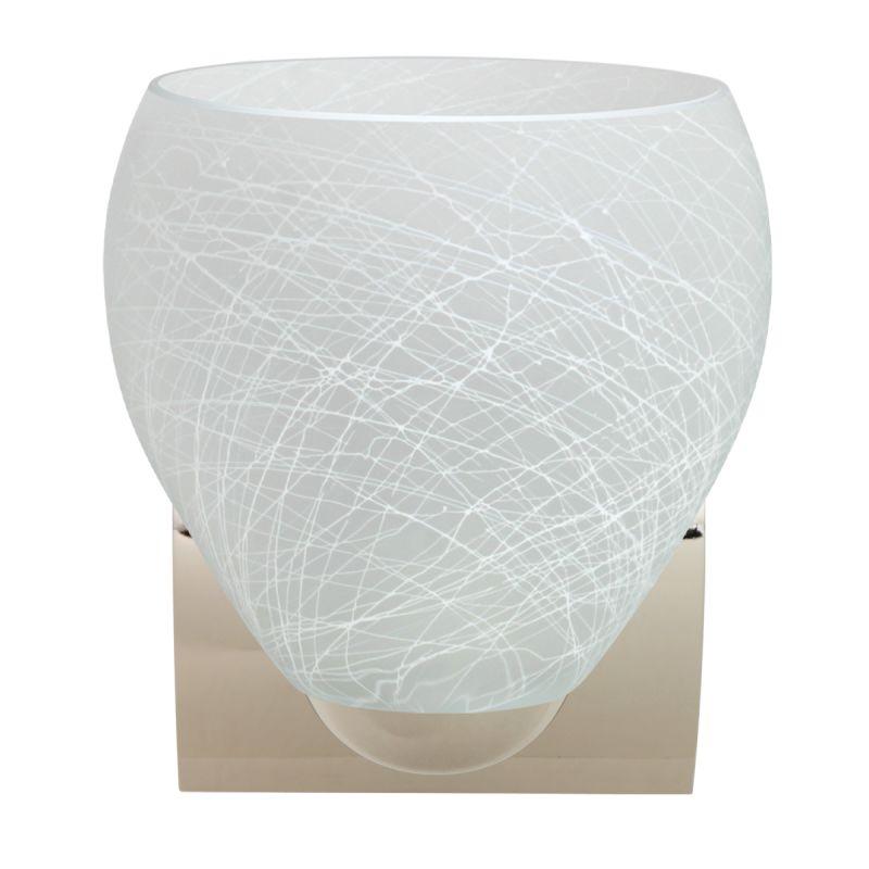 Besa Lighting 1WZ-412260-LED Bolla 1 Light LED Bathroom Sconce with Sale $211.50 ITEM: bci2382344 ID#:1WZ-412260-LED-CR UPC: 767893952761 :