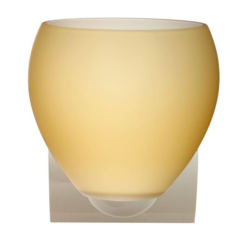 Besa Lighting 1WZ-4122VM-LED Bolla 1 Light LED Bathroom Sconce with Sale $211.50 ITEM: bci2382400 ID#:1WZ-4122VM-LED-CR UPC: 767893953034 :