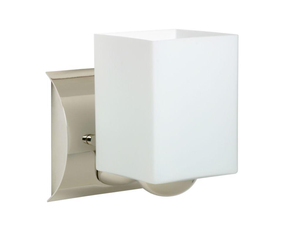 Besa Lighting 1WZ-449807-LED Rise 1 Light LED Bathroom Sconce with Sale $207.00 ITEM: bci2382408 ID#:1WZ-449807-LED-CR UPC: 767893953072 :