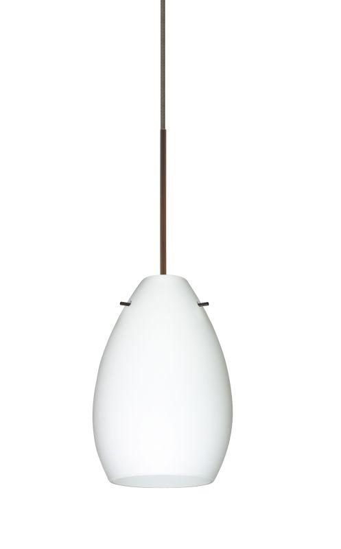 Besa Lighting 1XT-171307 Pera 1 Light Halogen Cord-Hung Mini Pendant