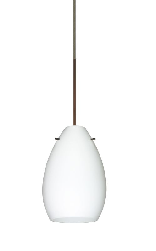 Besa Lighting 1XT-171307-LED Pera 1 Light LED Cord-Hung Mini Pendant Sale $328.50 ITEM: bci2394337 ID#:1XT-171307-LED-BR UPC: 767893360115 :