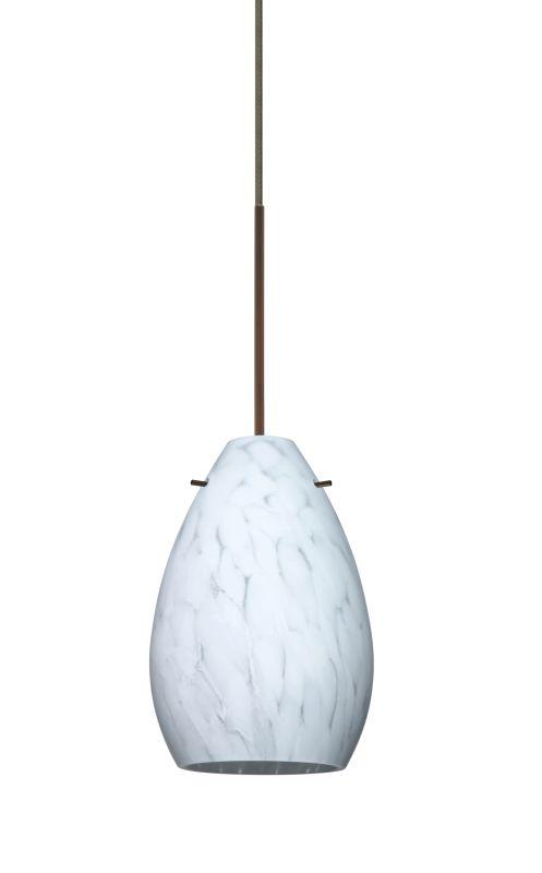 Besa Lighting 1XT-171319 Pera 1 Light Halogen Cord-Hung Mini Pendant